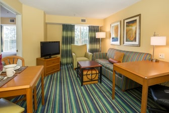 Spokane Washington Hotel One Bedroom