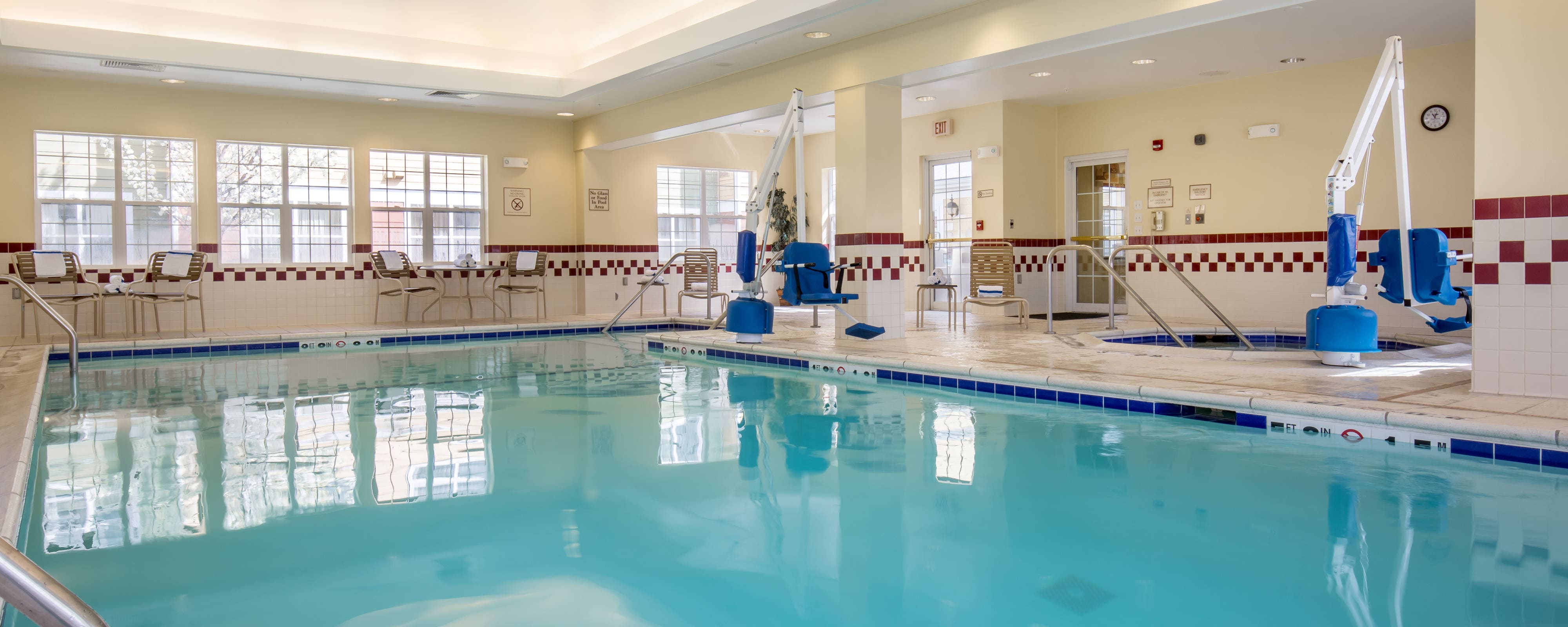 Spokane Washington Hotel Indoor Pool
