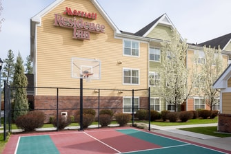 Spokane Washington Hotel Sport Court
