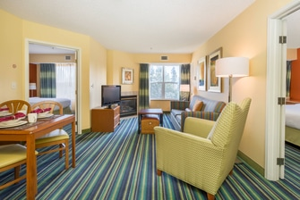 Spokane Washington Hotel Two Bedroom