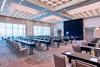 Grand Ballroom - Classroom Meeting