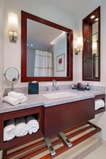 Double/Double Guest Bathroom