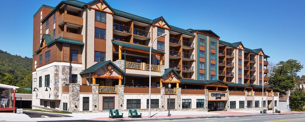 Hotels in Lake George in the Adirondacks | Courtyard Lake George