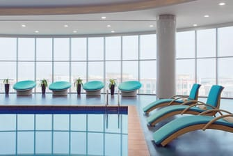 Courtyard Jazan Indoor Pool