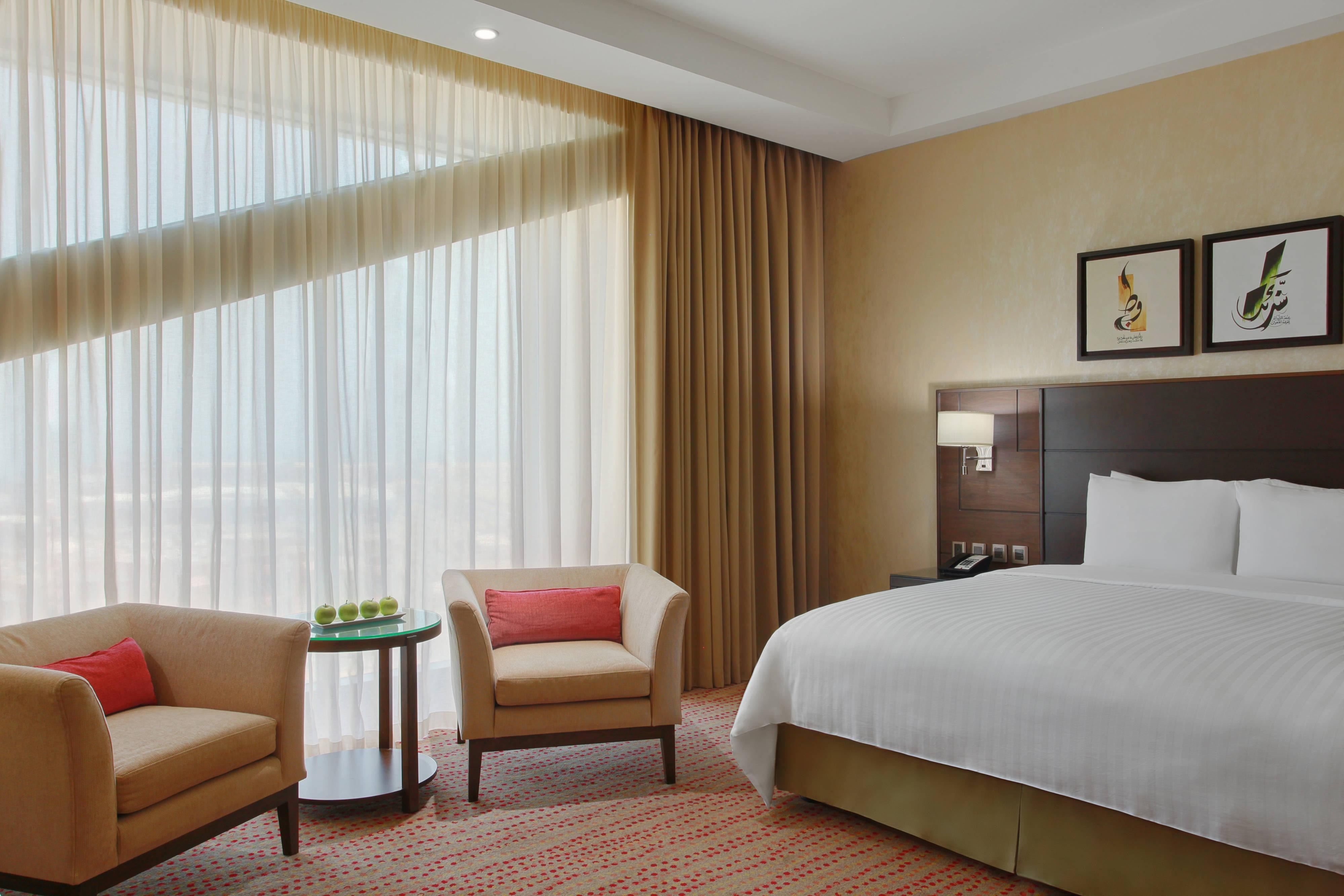 Suite Razan - Dormitorio
