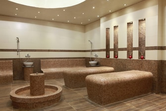 Hotel Turkish Bath Jazan
