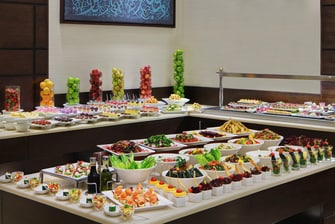Meetings Room Catering Jazan Hotel