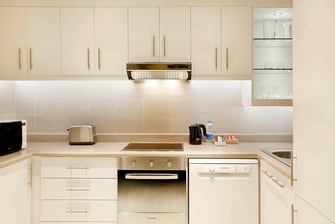 Jazan Residence Apartment Kitchen