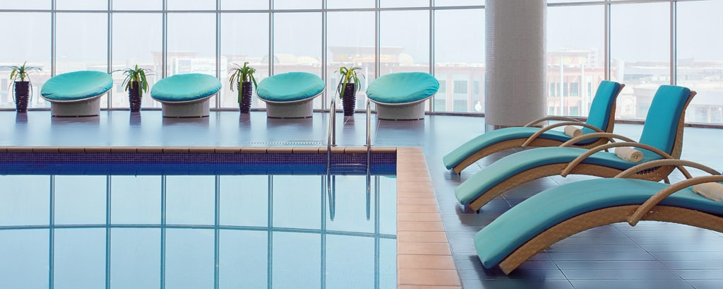 Indoor Pool Jazan
