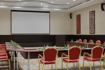 Pearl 1 Meeting Room Hotel Jazan