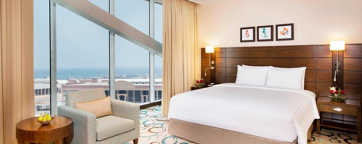 Residence Inn Jazan Hotel Room