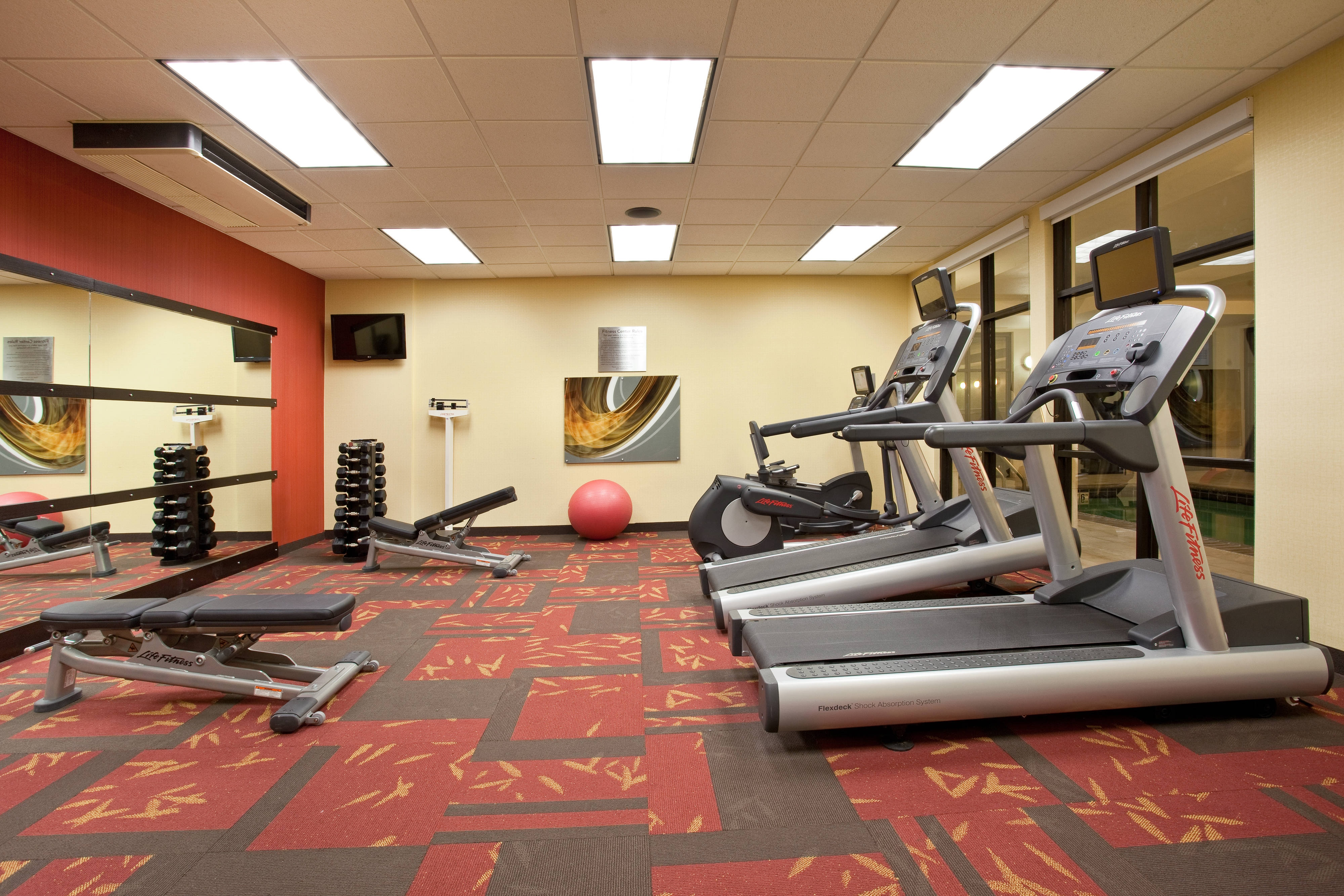 Grand Junction Hotel Gym
