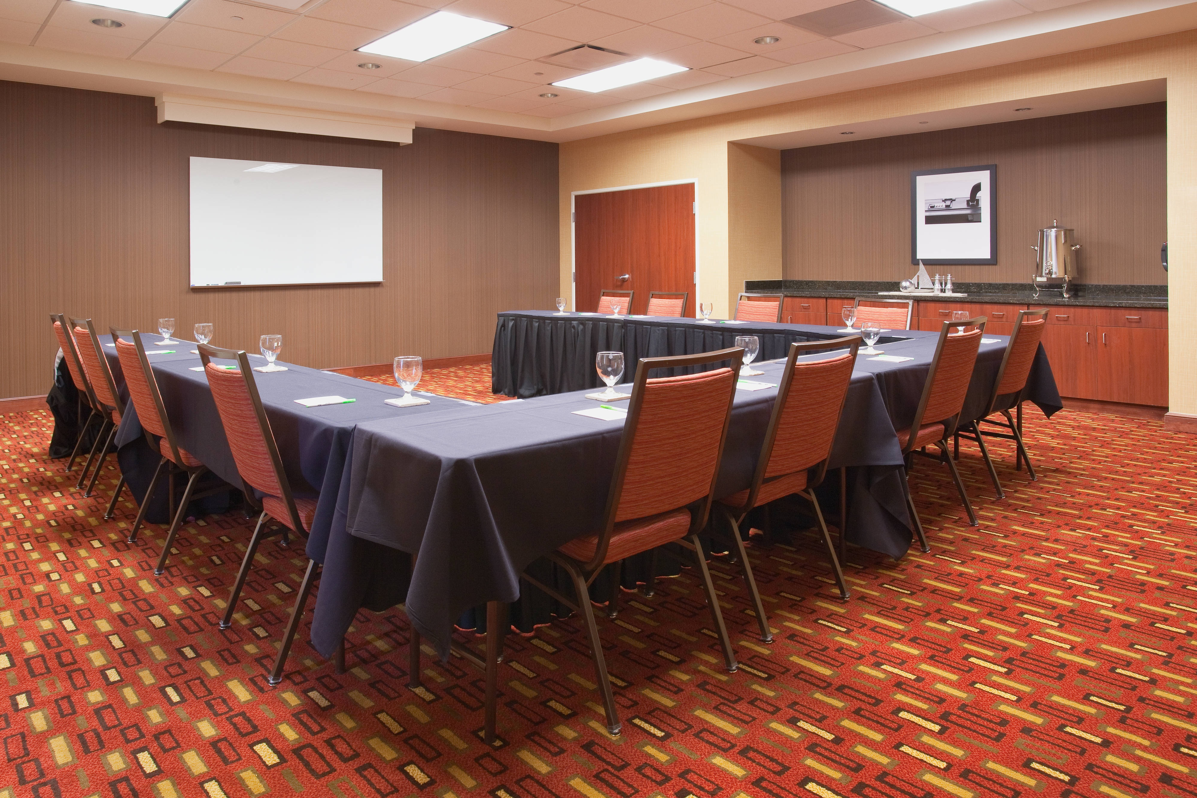 Grand Junction Hotel Meeting Room