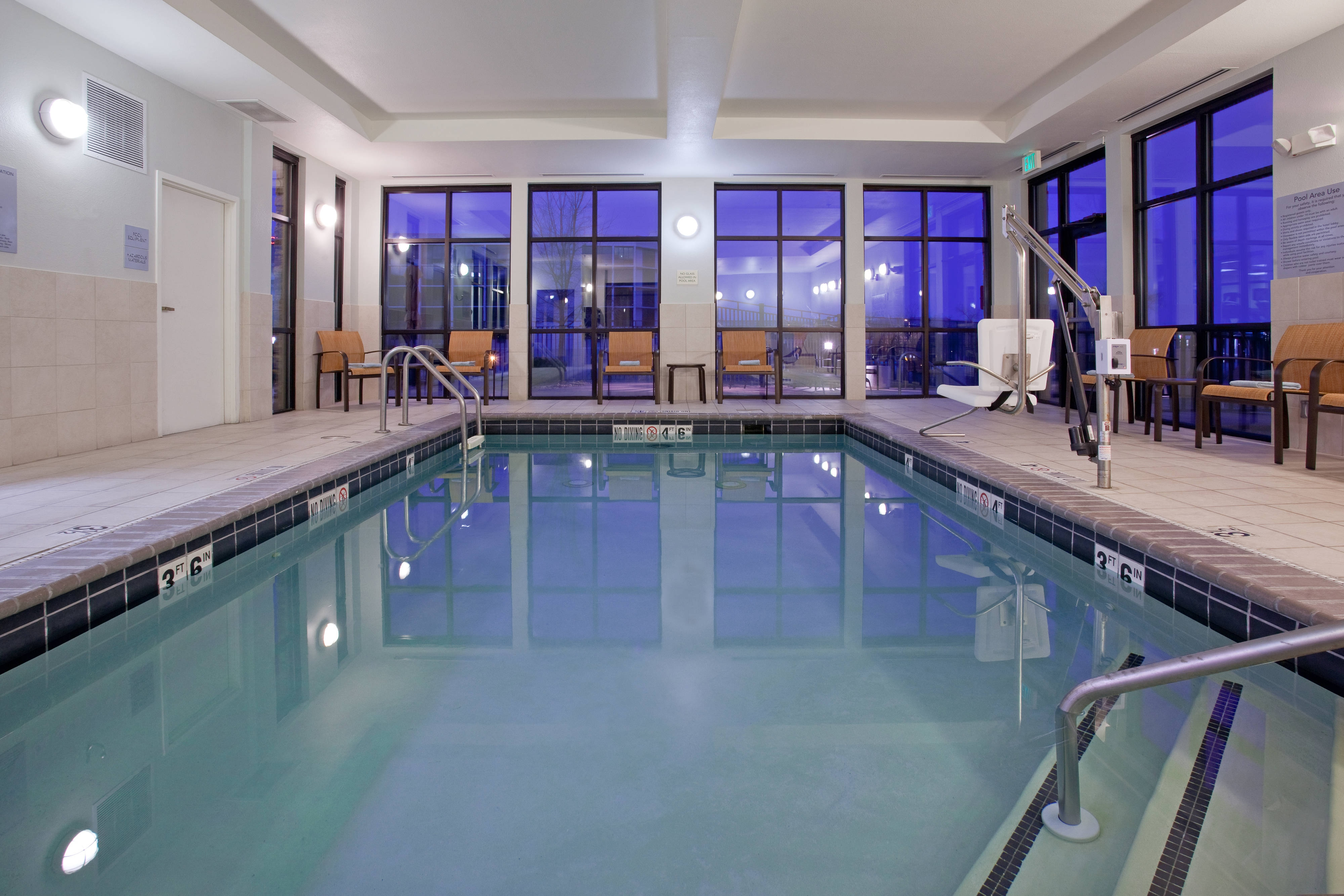 Grand Junction Hotel with Pool