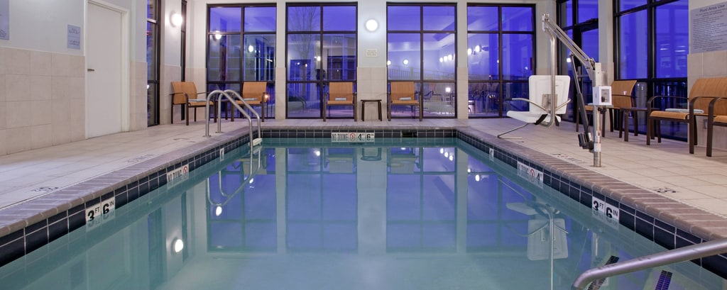 Hotel con piscina en Grand Junction