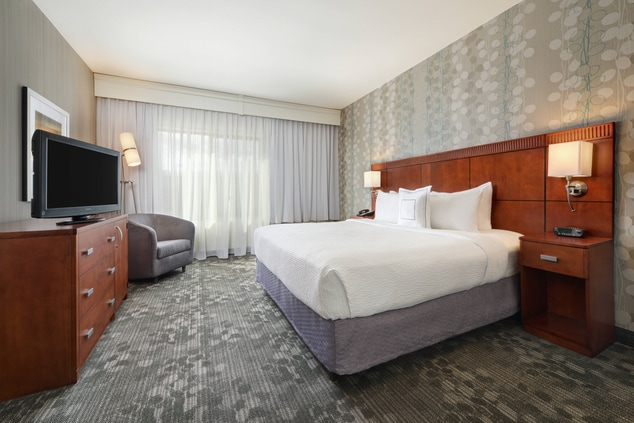 Grand Junction Hotel Suite