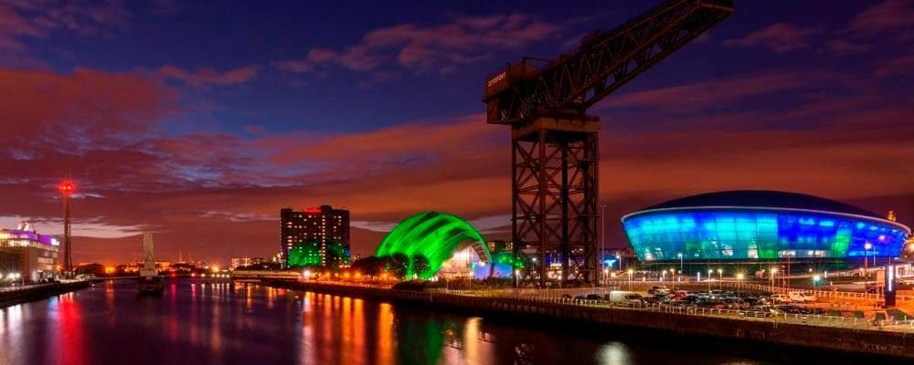 SSE Hydro Campus in Glasgow