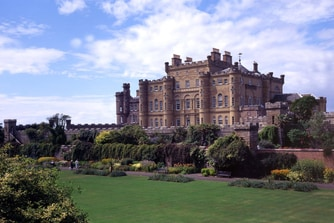 CULZEAN CASTLE / TURNBERRY