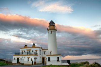The Turnberry Lighthouse