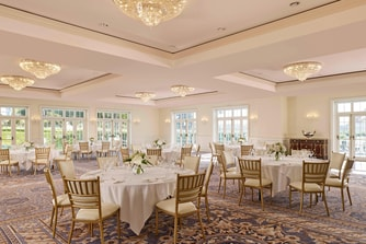 The Caledonia Ballroom - Dinner