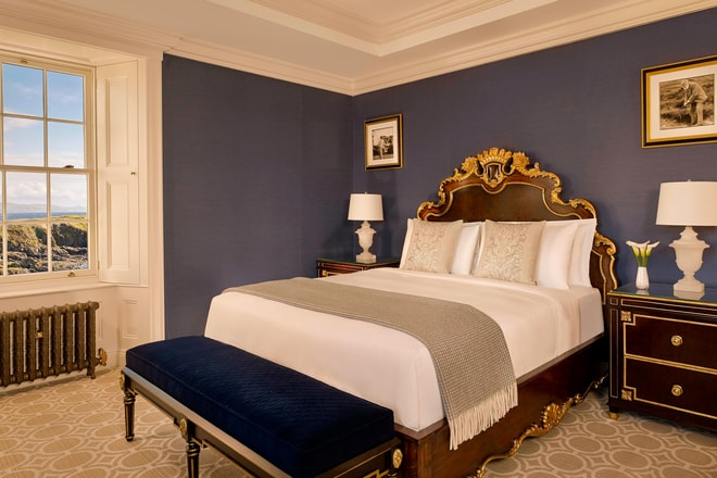 The Turnberry Lighthouse Suite second Bedroom