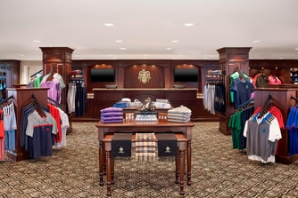 Trump Turnberry professional shop
