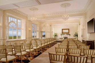 The Ailsa Craig Suite - Wedding Ceremony