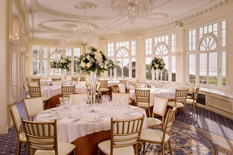 Crystal Ballroom - Wedding Reception