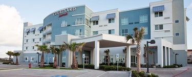 Courtyard Galveston Island