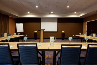 Meeting room in Galveston  Island