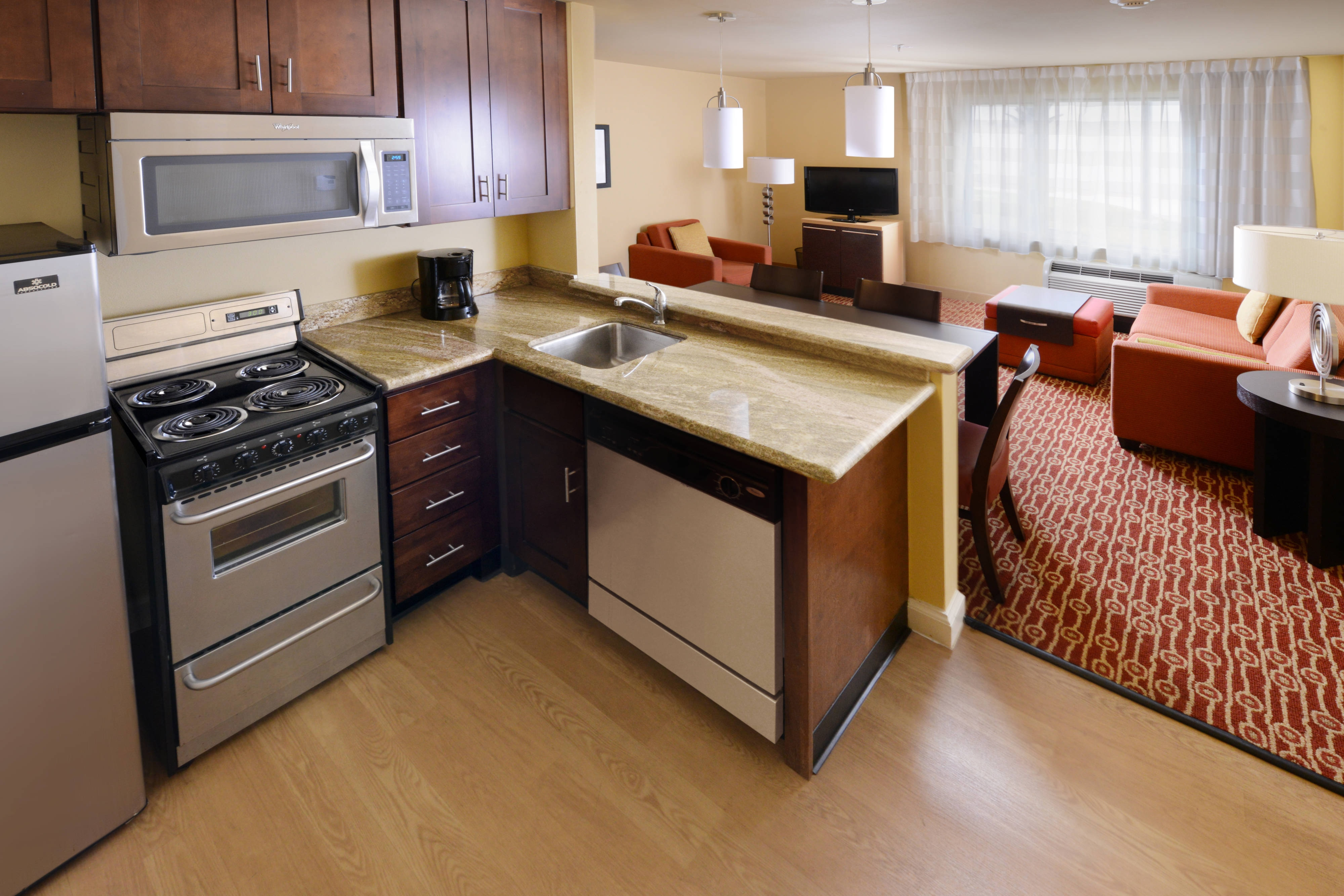 Extended Stay Hotels On Galveston Island Towneplace