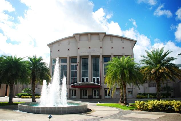 Phillips Center Hotels Gainesville FL