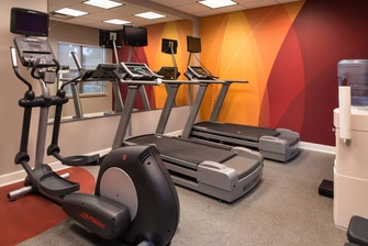 gainesville fl hotels fitness center
