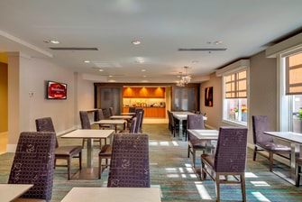 Residence Inn Ocala Breakfast Area