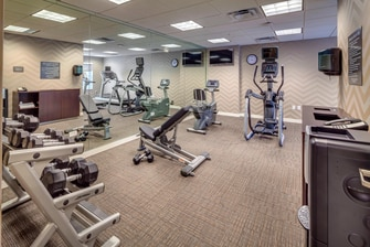 Residence Inn Ocala Fitness Center