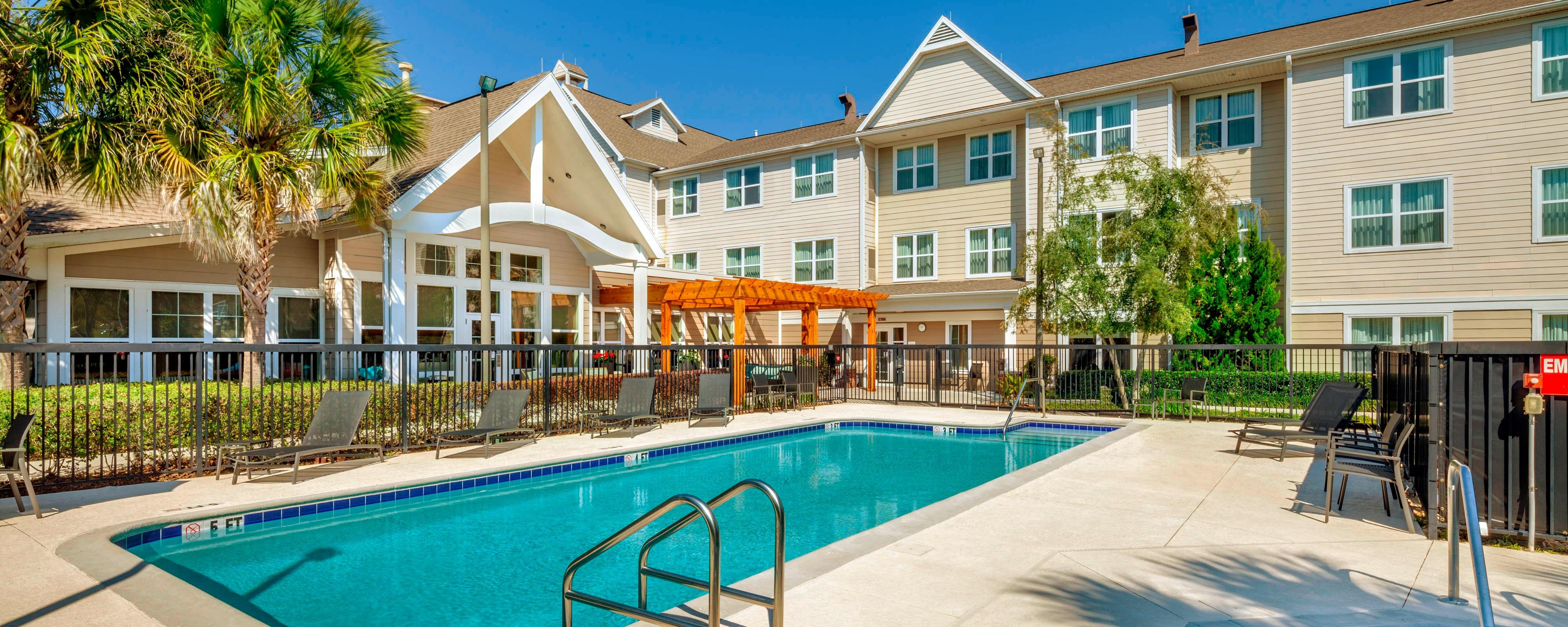 Residence Inn Ocala Outdoor Pool