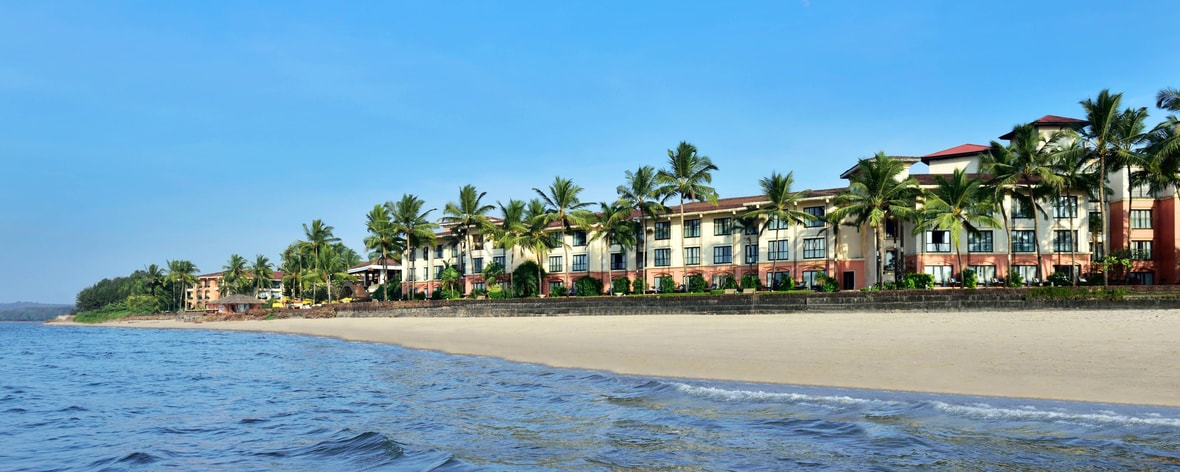 Goa India Resort Hotel Goa Marriott Resort Spa