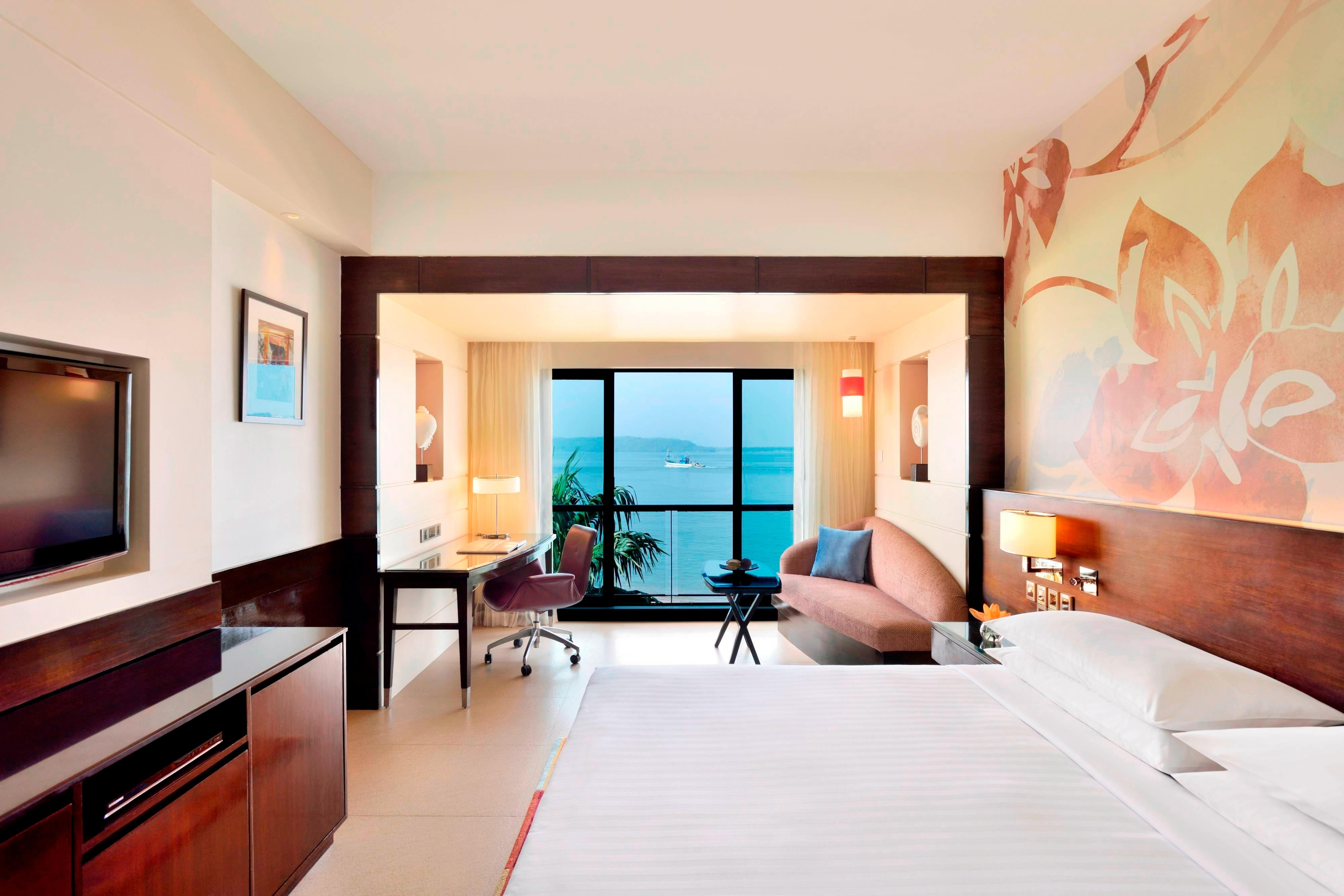 Bay View Guest Room