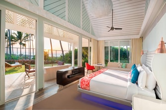 WOW Villa Bedroom