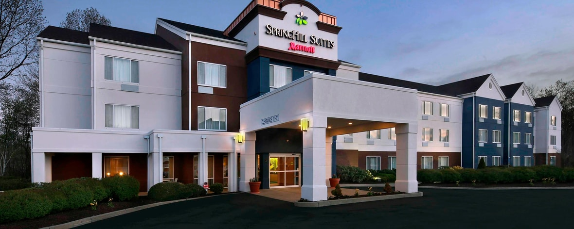 SpringHill Suites Waterford Mystic, CT