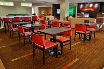 Courtyard Marriott Biloxi N/D'Iberville The Bistro