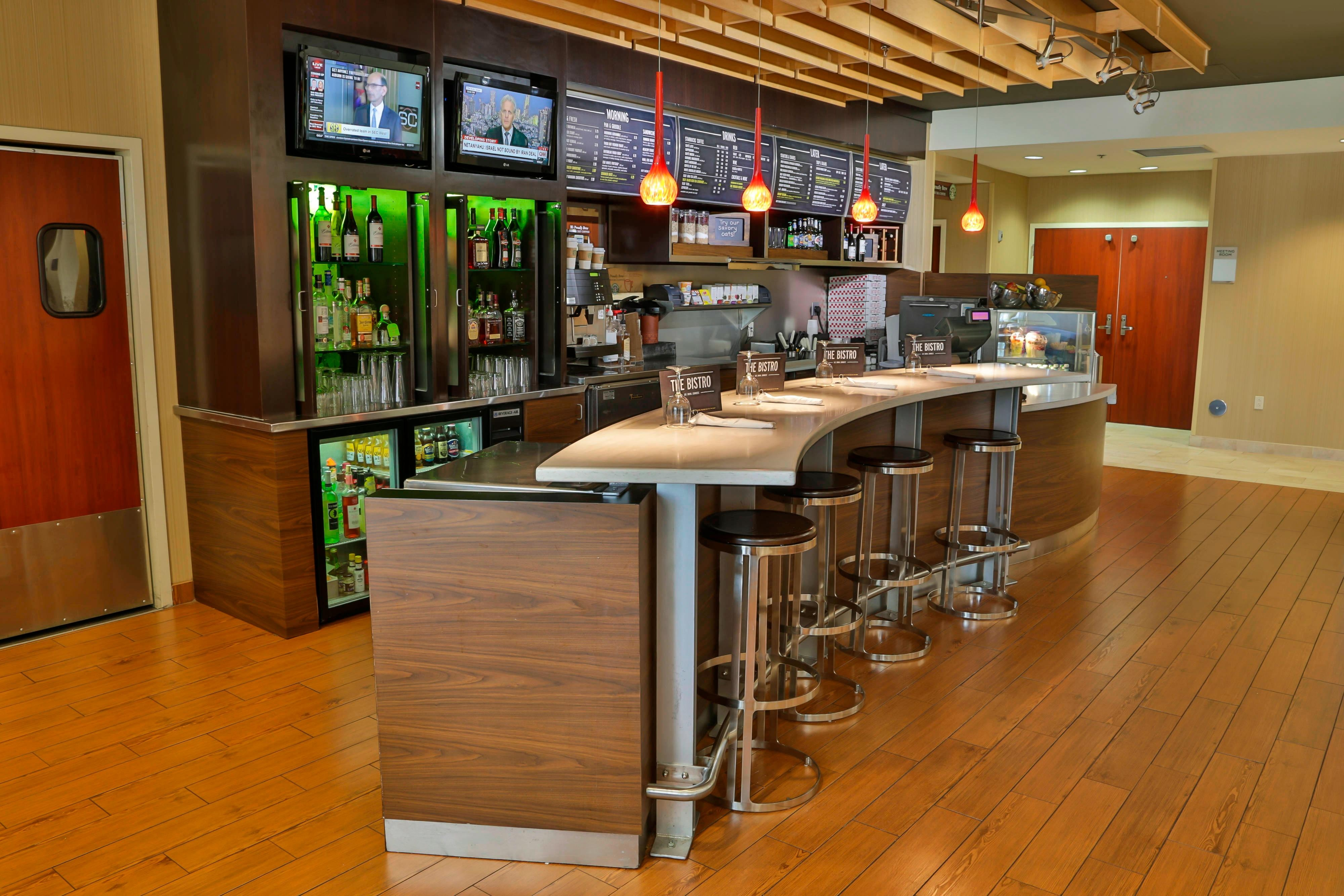 Courtyard Marriott Biloxi N/D'Iberville The Bistro-Bar
