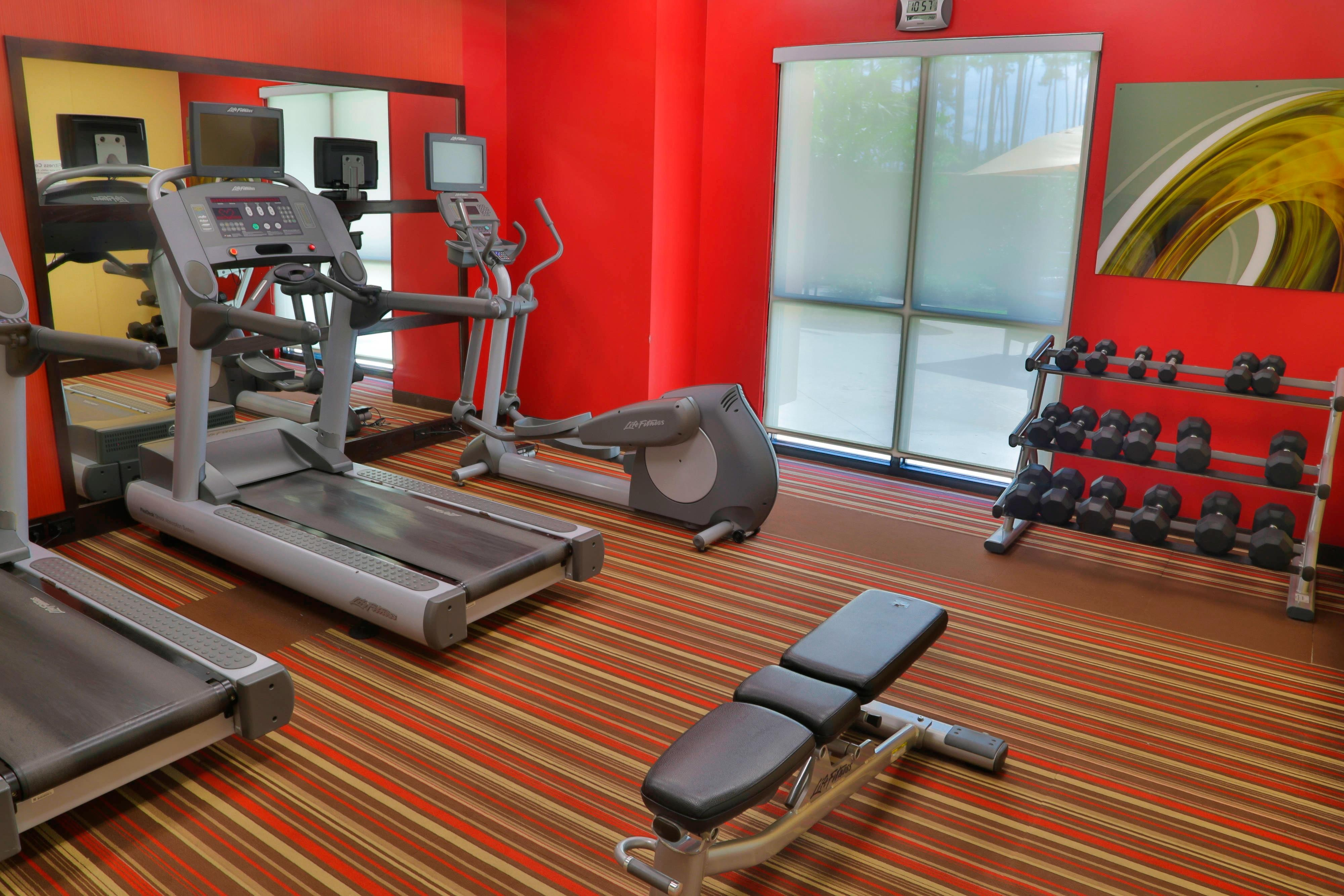 Courtyard Marriott Biloxi N/D'Iberville Fitness Center