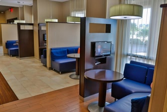 Courtyard Marriott Biloxi N/D'Iberville Media Pods