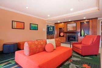Gulfport Mississippi Hotel Lobby Seating