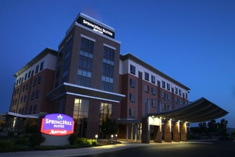 Springhill Suites Green Bay Wisconsin