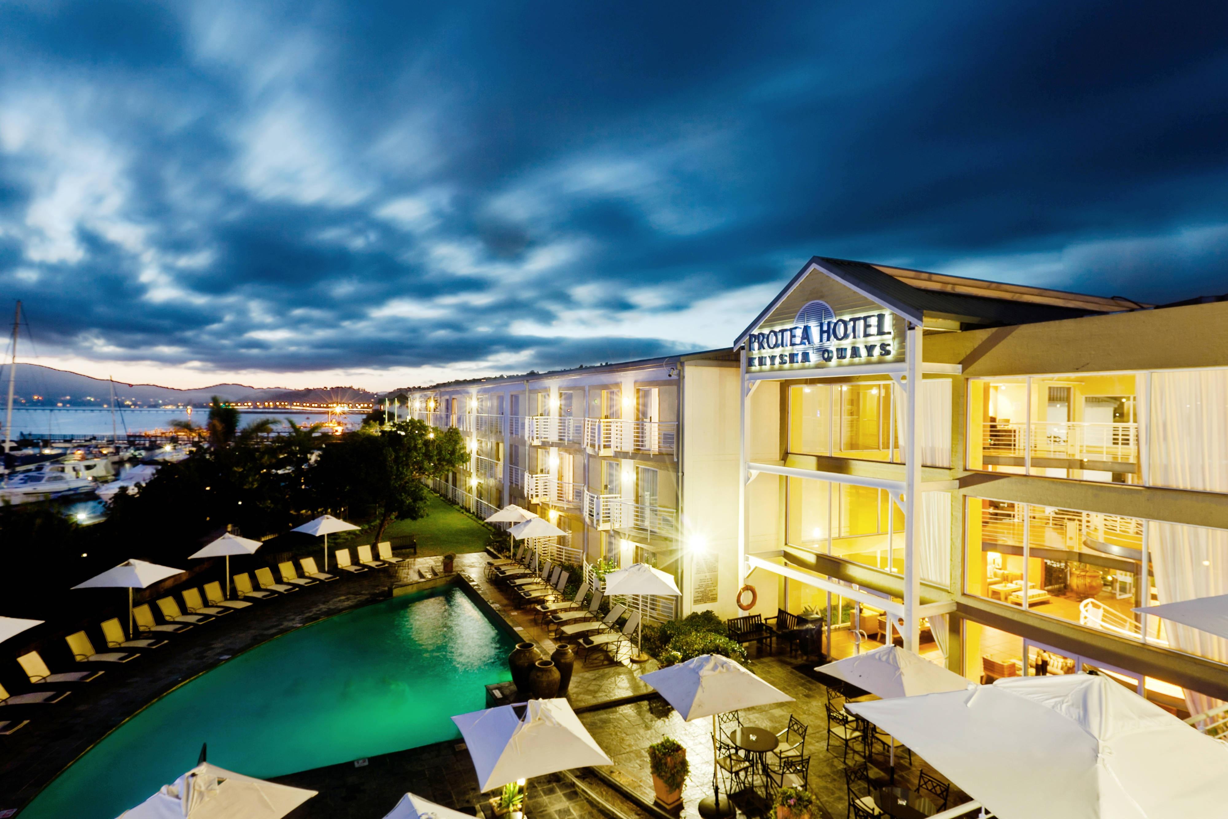 Protea Hotel Knysna Quays View