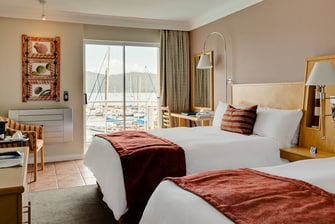 Superior Double/Double Guest Room – Lagoon View