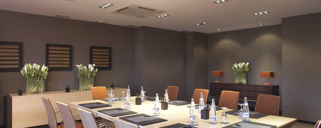 Gerona hotel meeting rooms