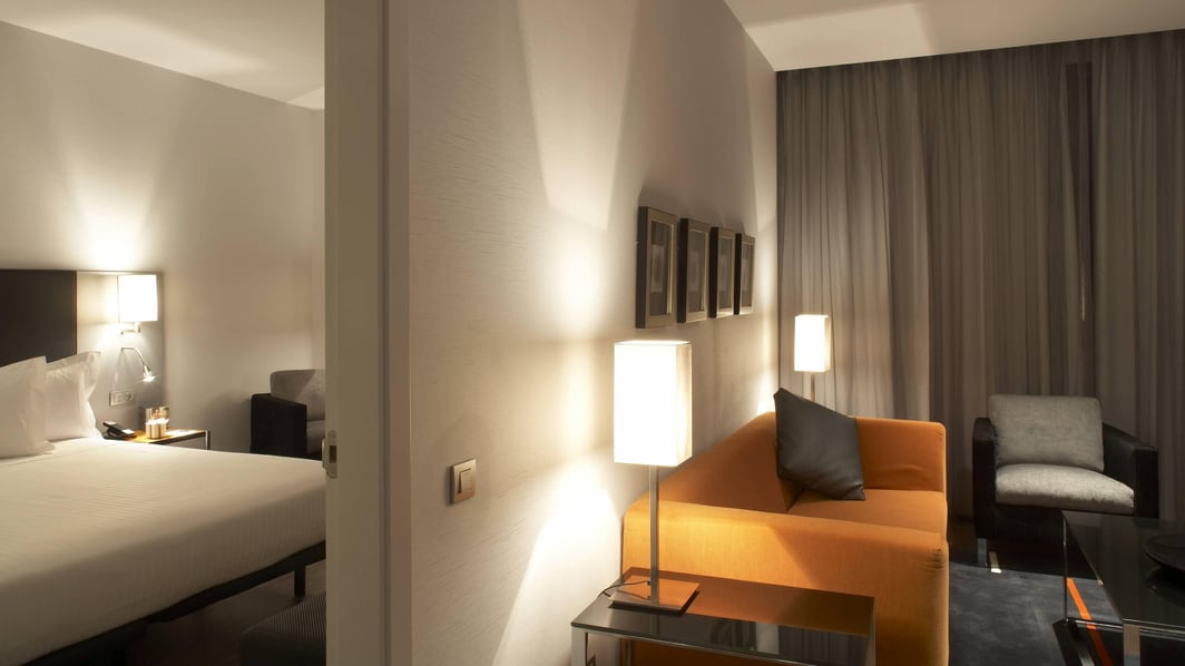 Gerona hotel Suite Room